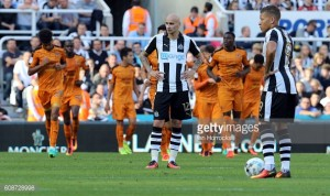Jonjo Shelvey pleads not guilty to FA Charge