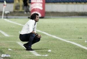 """Alberto Gamero: """"Yo creo que el partido tuvo cosas buenas, pero hay cosas por mejorar"""""""