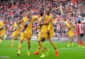 Sunderland 2-3 Crystal Palace: Late Benteke winner stuns hosts