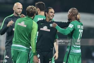 Werder Bremen coach Alexander Nouri given backing by Gebre Selassie