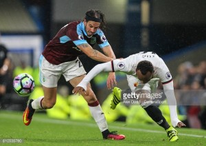 Burnley looking to avoid Hornets' sting, says George Boyd