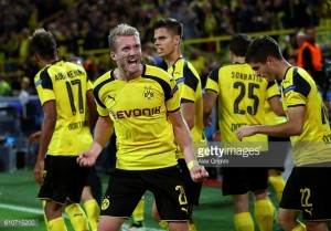Borussia Dortmund 2-2 Real Madrid: Late Schürrle strike ensures spoil of points in entertaining draw