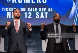 UFC 205: Chris Weidman vs Yoel Romero preview
