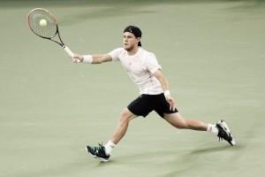 ATP Antwerp: Diego Schwartzman knocks out seventh seed Nicolas Mahut in straight sets