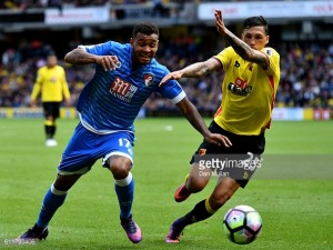 Watford 2-2 Bournemouth: Entertaining game ends level