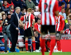 David Moyes hails Duncan Watmore's performances after season ending injury