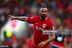 Aaron Wilbraham signs new one-year contract at Bristol City