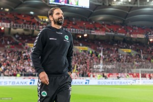 Stefan Ruthenbeck replaced by Janos Radoki at Greuther Fürth