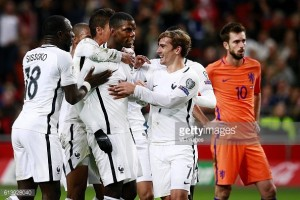 Paul Pogba insists that he is a team player for France and Manchester United