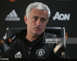 Mourinho announces fitness of Manchester United pair ahead of Anfield tie