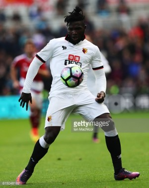 Isaac Success to fly to Barcelona for injury treatment