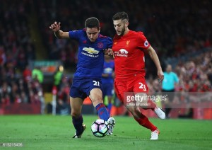 """Ander Herrera """"proud"""" of Manchester United despite draw against Liverpool"""