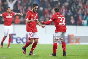 1. FSV Mainz 05 1-1 RSC Anderlecht: Points shared as group hangs in the balance