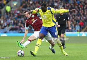 Michael Keane bids emotional farewell to the Clarets