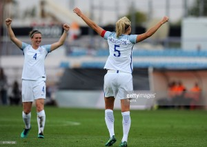 Spain 1-2 England: Lionesses make it nine unbeaten as both prepare for next Summer