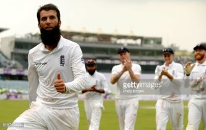 Bangladesh vs England - Second Test, Day One: Hosts collapse behind inspired spell from Moeen and Stokes