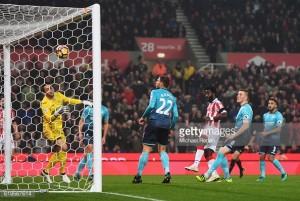 Stoke City 3-1 Swansea City: Bony and Allen haunt former club on Halloween