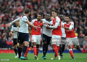 Spurs overpower the Gunners in the second half to win last ever North London derby at White Hart Lane