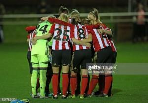 Sunderland AFC Ladies revert to part-time status