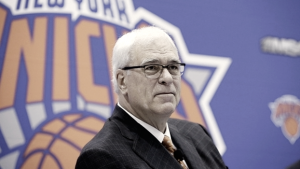 Phil Jackson deixa presidência de basquete do New York Knicks