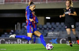UEFA Women's Champions League - Round of 16, First Leg Round-Up: Big guns flex their muscles