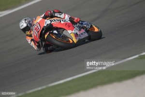 Marquez leads the way in Valencia; quickest after MotoGP FP3
