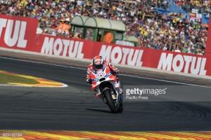 Dovizioso the top Ducati in the 2016 MotoGP Championship