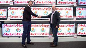 Media Markt colaborará con el Real Valladolid