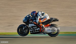 Smith on his Red Bull Factory KTM debut in Valencia