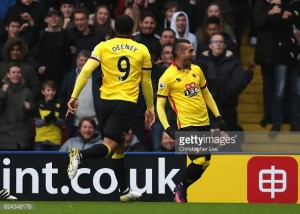 Watford 2-1 Leicester City: Pereyra strike decisive as Hornets edge out Foxes