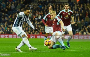West Brom 4-0 Burnley: Brilliant Baggies bounce to victory