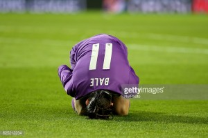 Reak Madrid's Gareth Bale ruled out for up to three months