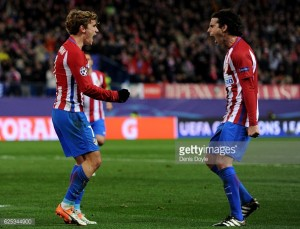 Atletico Madrid 2-0 PSV Eindhoven: Gameiro and Griezmann send Atletico into the last 16 as group winners