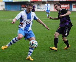 El Real Valladolid Promesas camina firme