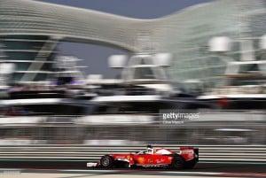 Abu Dhabi GP 2016: Vettel fastest in FP3