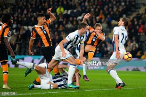 Hull City 1-1 West Bromwich Albion: A tale of two halves