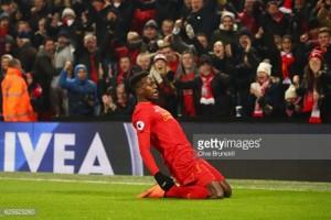 I will keep working, insists Liverpool striker Divock Origi