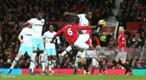 Manchester United vs West Ham United Live Stream Score Commentary in EFL Cup 2016