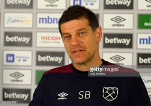 Slaven Bilic believes West Ham have turned a corner ahead of Manchester United cup clash