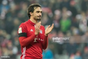 Mats Hummels reveals he was close to Manchester United deal