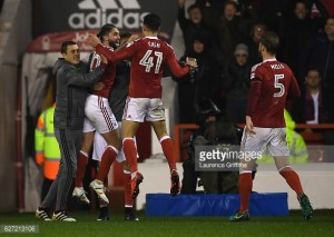 Nottingham Forest 2-1 Newcastle United: Toon left fuming after controversial late defeat