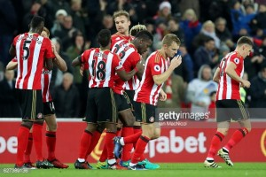 Sunderland 2-1 Leicester City: Black Cats record third win in four against Premier League champions