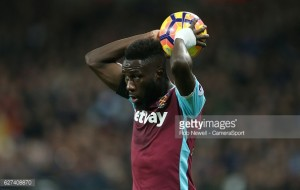 West Ham's Arthur Masuaku looking to get back to best form ahead of Liverpool clash