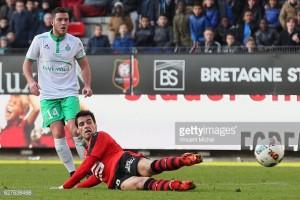 Stade Rennais 2-0 Saint-Etienne: Hosts continue unbeaten run at home