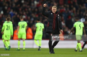 Eddie Howe: We had to dig deep