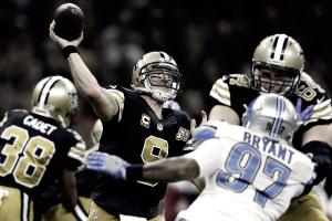 Lions - Saints a punto de ser un juego histórico