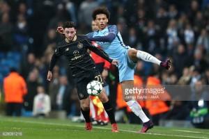 Guardiola: Patrick Roberts' future to be decided at end of season