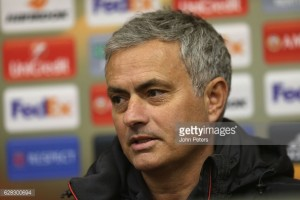 United boss Jose Mourinho shares concerns over frozen pitch ahead of Zorya Luhansk clash
