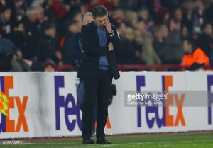 Southampton crash out of Europe in disappointing fashion