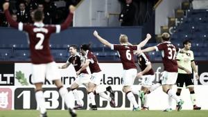 Tres valiosos puntos para Burnley
